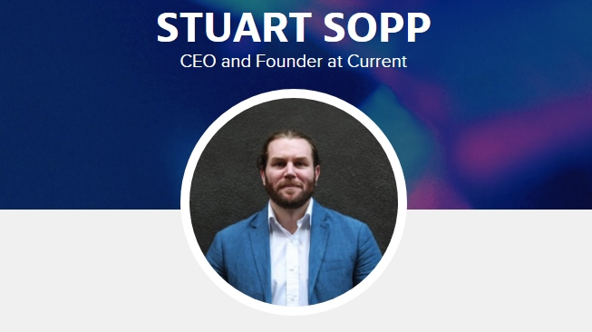 Стюарт Сопп основатель банка Current