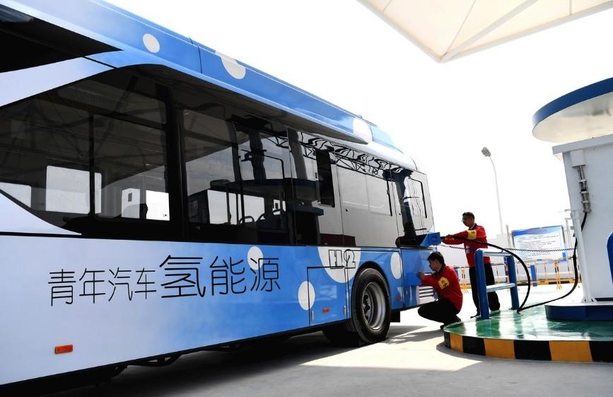 «Отец» китайских электромобилей - будущее за водородным транспортом