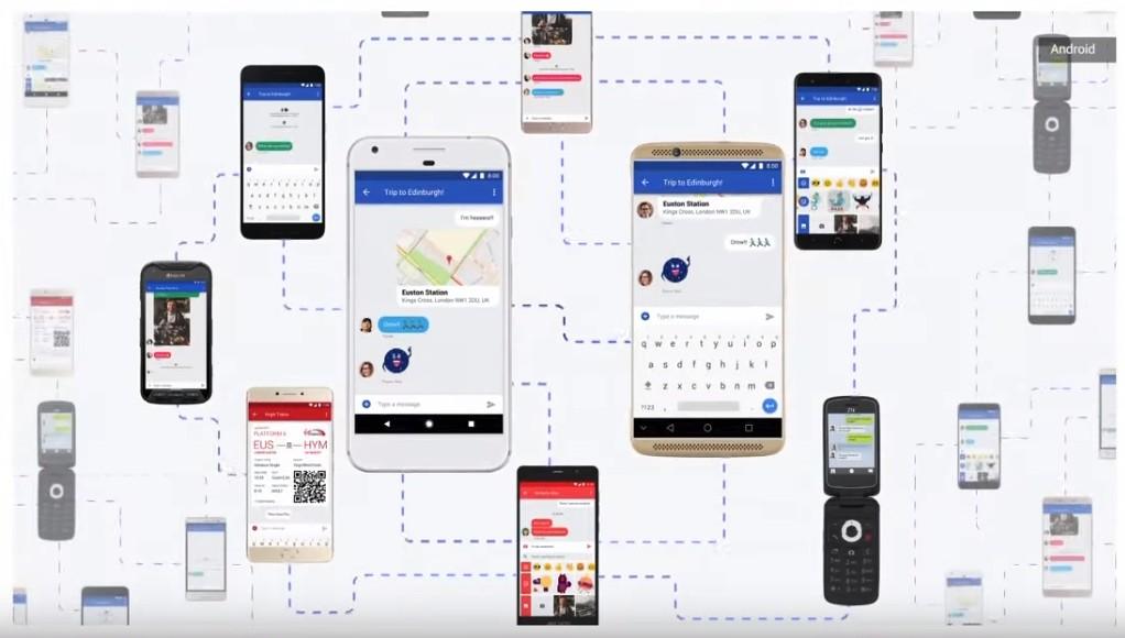 Все пользователи на андроид смогут пользоваться Google Chat