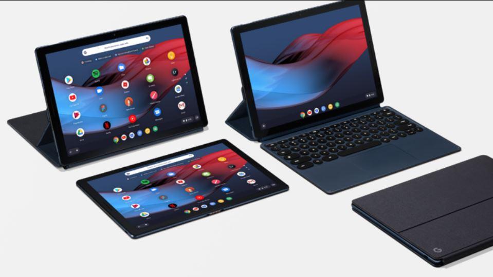 Google отказывается от производства планшетов