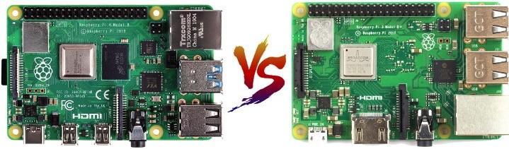 улучшение в  Raspberry Pi 4