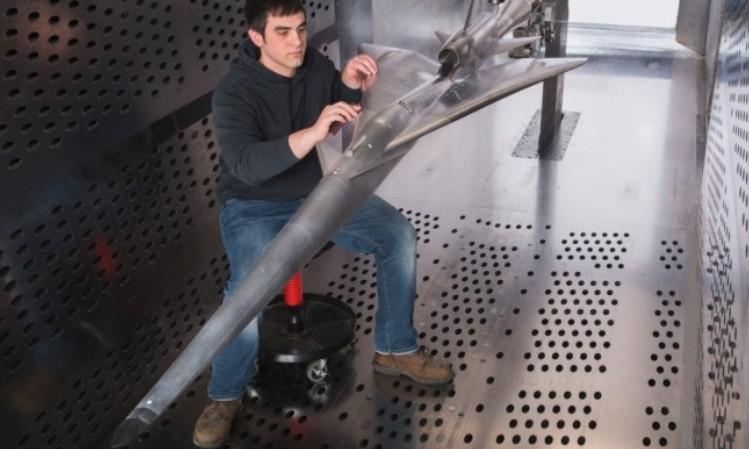 Улучшенная конструкция для снижения шума