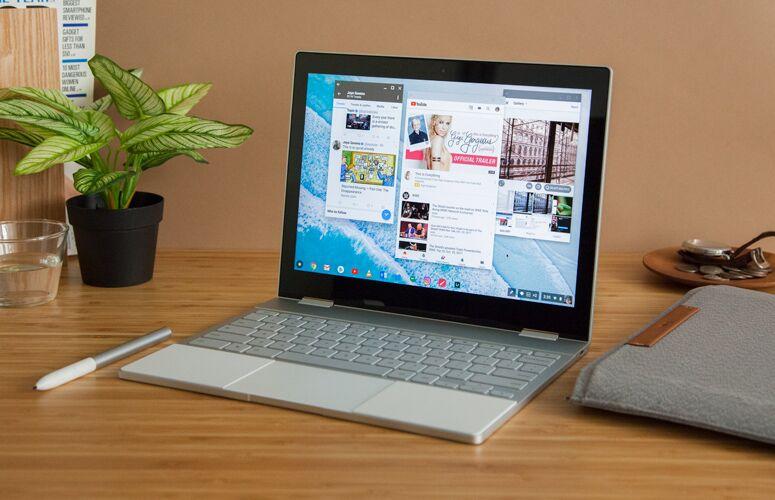 Chromebook для бизнеса - Google Pixelbook i5