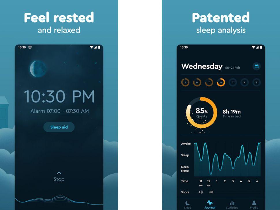 Приложение Sleep Cycle