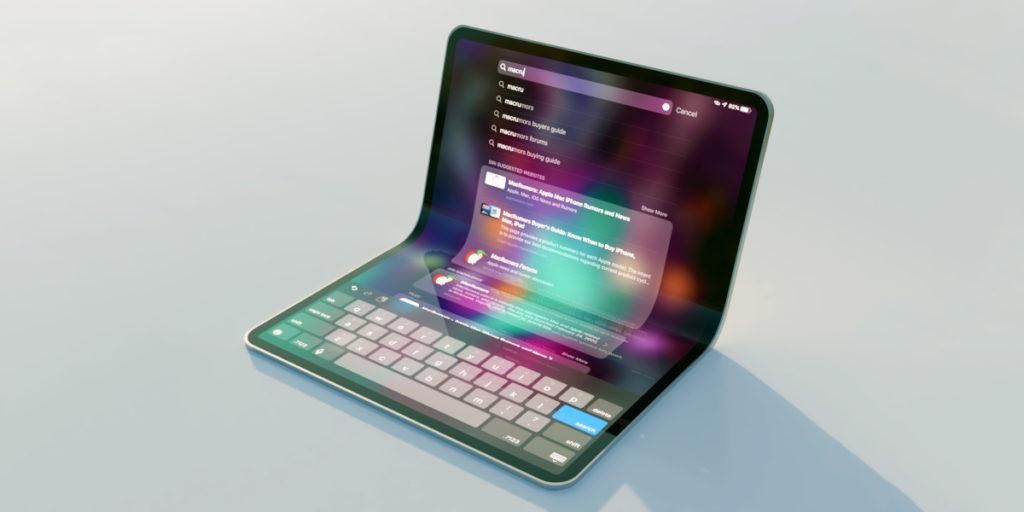 Apple готовит к выпуску новый складной IPad. Это компактное устройство будет иметь большой экран и поддерживать 5G. По словам инсайдеров, планшет будет оснащен набором програм для решения бизнес-задач. Основное предназначение планшета - перенос рабочего пространства со стандартных ноутбуков на новые удобные планшеты. Выход нового IPad ожидается в 2020 году.