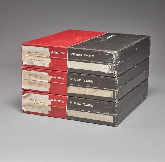 Старые пленки  НАСА