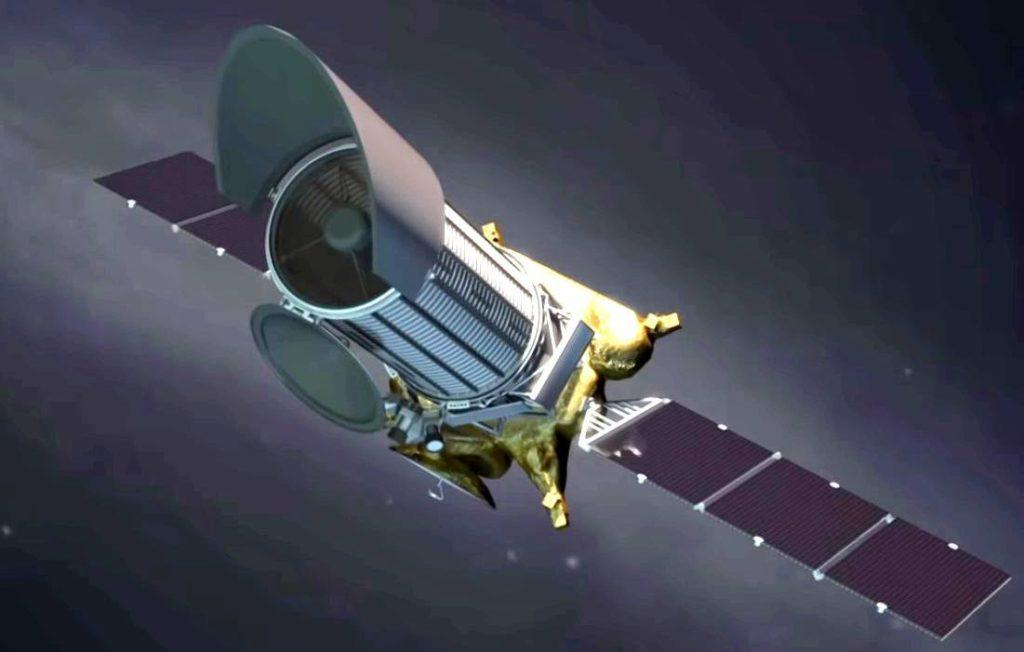 Телескоп Спектр УФ