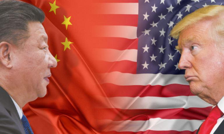 Торговая война между США и Китаем