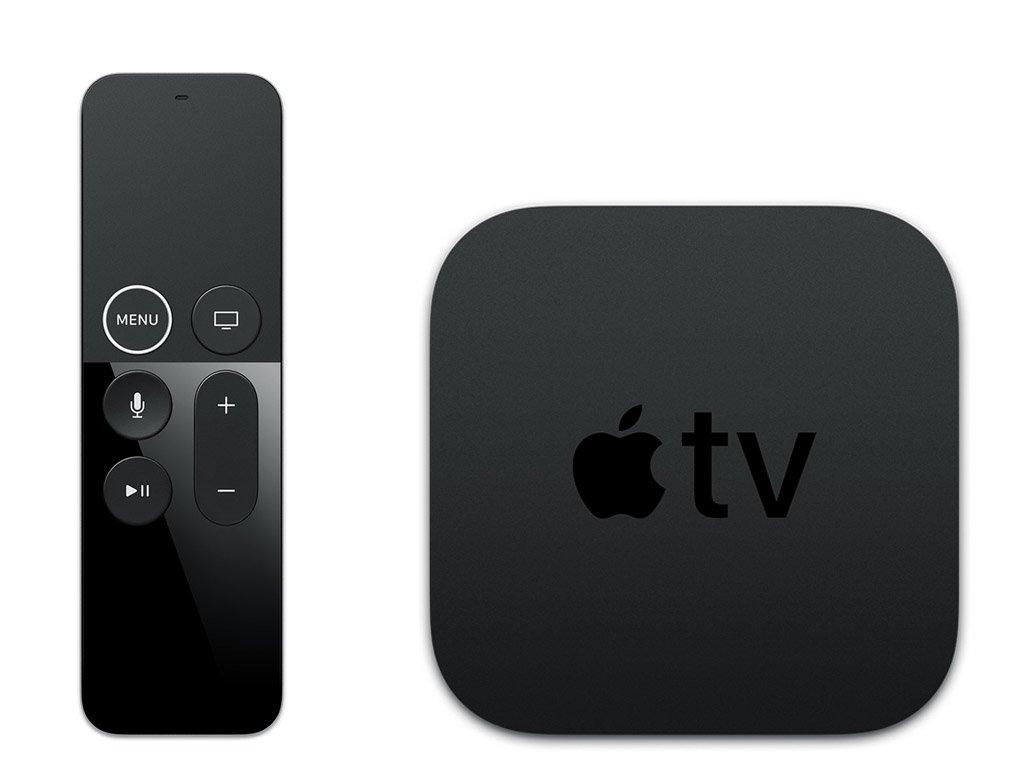 Пульт управления Apple TV